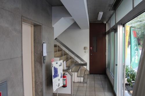 0197:リバーサイドビル 1階の様子