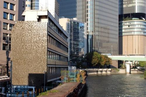 0197:リバーサイドビル 筑前橋より③