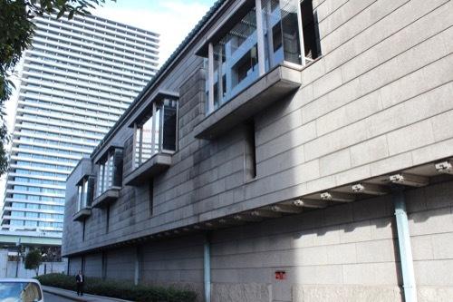 0198:日本銀行大阪支店 新館の様子④