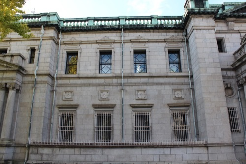 0198:日本銀行大阪支店 旧館正面外観③
