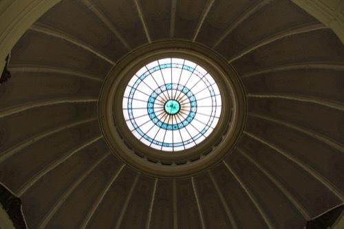 0199:府立中之島図書館 中央ホール⑤