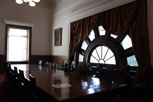 0199:府立中之島図書館 記念室①