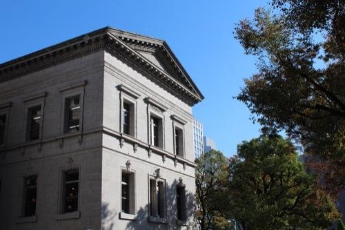 0199:府立中之島図書館 両翼の増築部