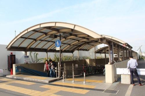 0200:梅田スカイビル 北ヤード横断地下道①