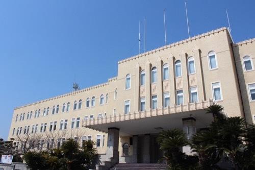 0201:和歌山県本庁舎 メイン