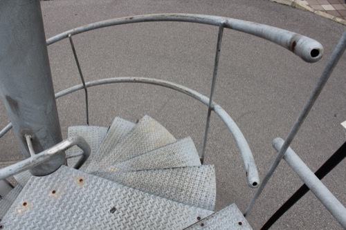 0204:Cyclestation米原 階段
