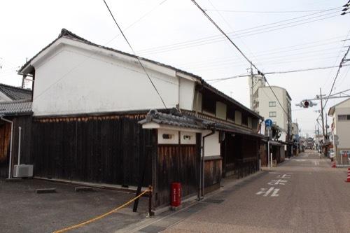 0205:ヤンマーミュージアム 長浜の街並み②