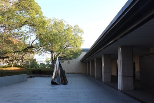 0208:三重県立美術館 入口広場③