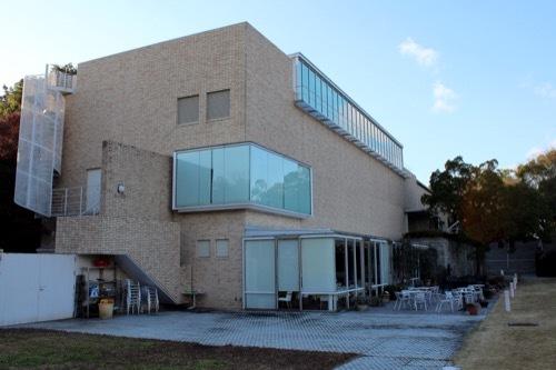 0208:三重県立美術館 南側外観