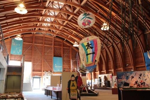 0210:海の博物館 収蔵棟A①