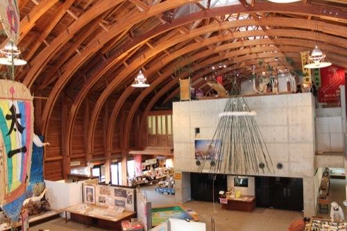 0210:海の博物館 収蔵棟A②