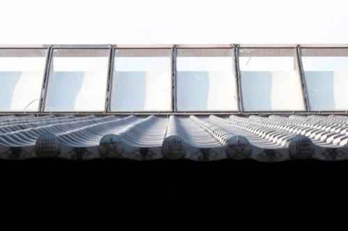0210:海の博物館 日本瓦のデザイン
