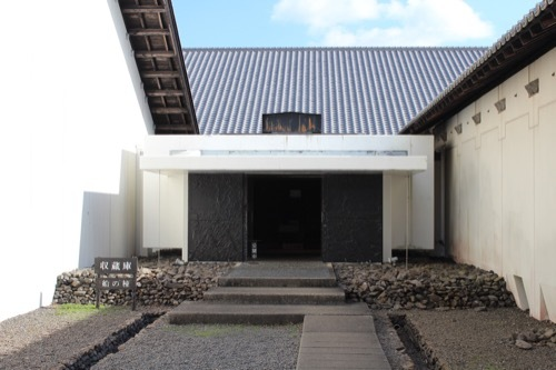 0210:海の博物館 収蔵庫入口①