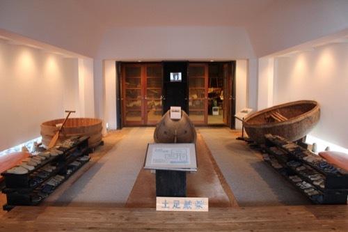 0210:海の博物館 収蔵庫入口②