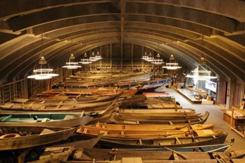 0210:海の博物館 収蔵庫②