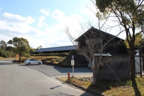 0210:海の博物館 バス停