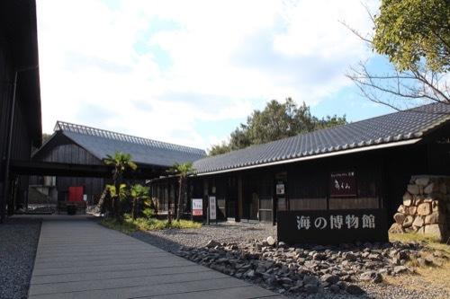 0210:海の博物館 アプローチ②