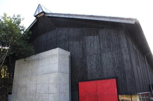 0210:海の博物館 展示棟A 外観①