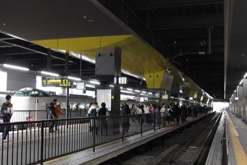 0211:JR京都駅ビル 西側ホーム②