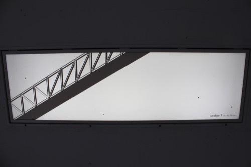 0211:JR京都駅ビル 照明に描かれたデザインパーツ①