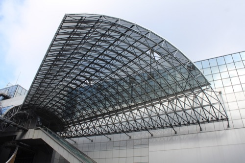 0211:JR京都駅ビル 空中径路へ①
