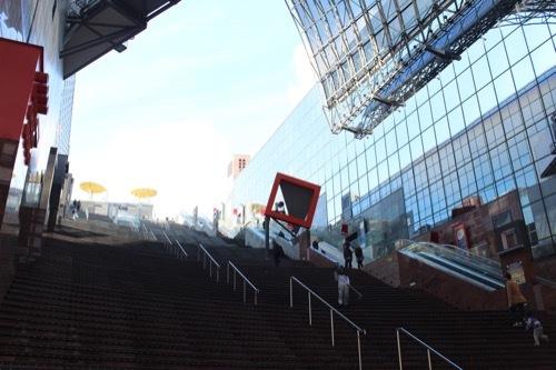 0211:JR京都駅ビル 大階段①