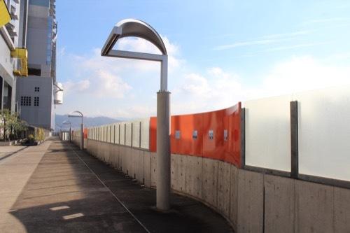 0211:JR京都駅ビル 南広場②