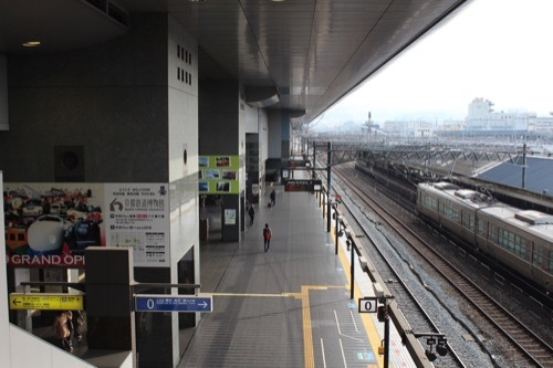 0211:JR京都駅ビル 0番線①