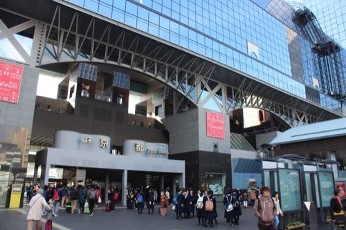 0211:JR京都駅ビル 中央出口①