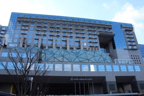 0211:JR京都駅ビル 外観全景④