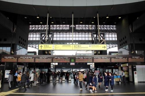 0211:JR京都駅ビル 中央改札