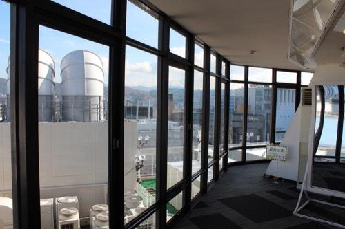 0212:京都タワー 展望室1階フロア②