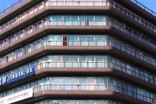 0212:京都タワー 低層ビル部分③