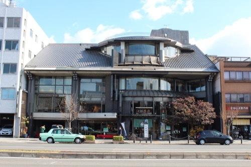 0215:西利本店 堀川通の向かいから②