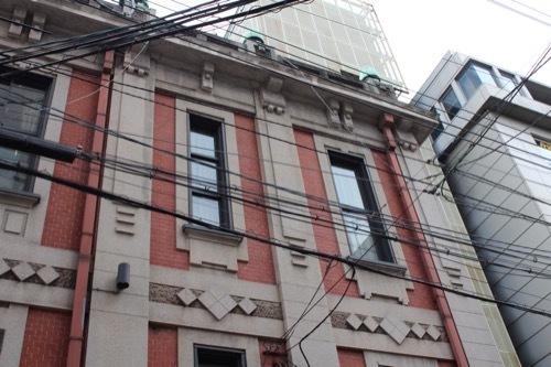 0217:旧北國銀行京都支店 蛸薬師通から②