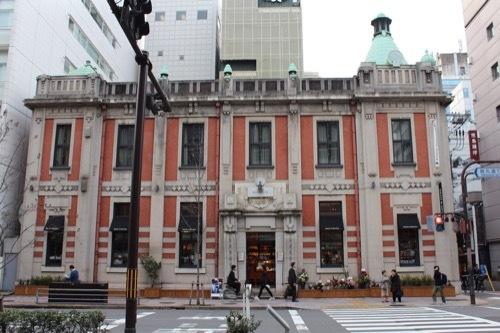 0217:旧北國銀行京都支店 烏丸側外観①