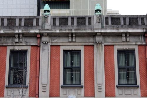 0217:旧北國銀行京都支店 烏丸側外観③