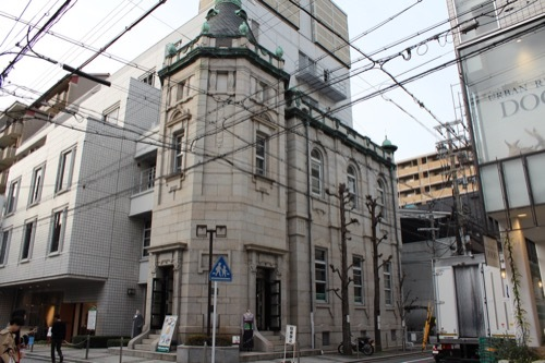 0219:日本生命京都三条 建物全体