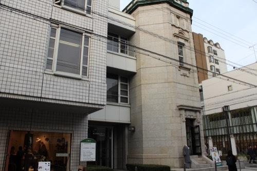 0219:日本生命京都三条 西に連結した三条ビル