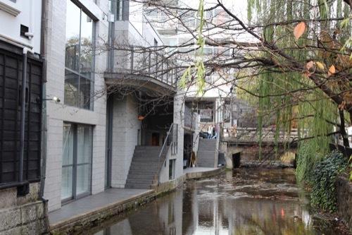 0222:TIME'S 龍馬通から建物をみる