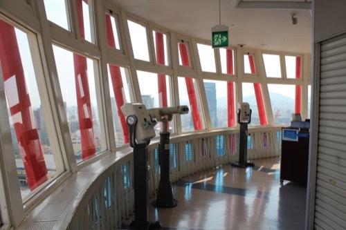 0223: 神戸ポートタワー 展望フロア