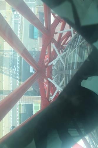0223: 神戸ポートタワー 透けるガラス床