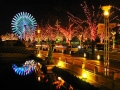 神戸ガス燈通り-イルミネーション