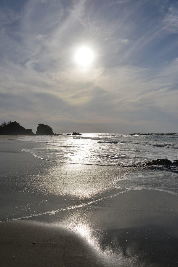 浜辺の光-2