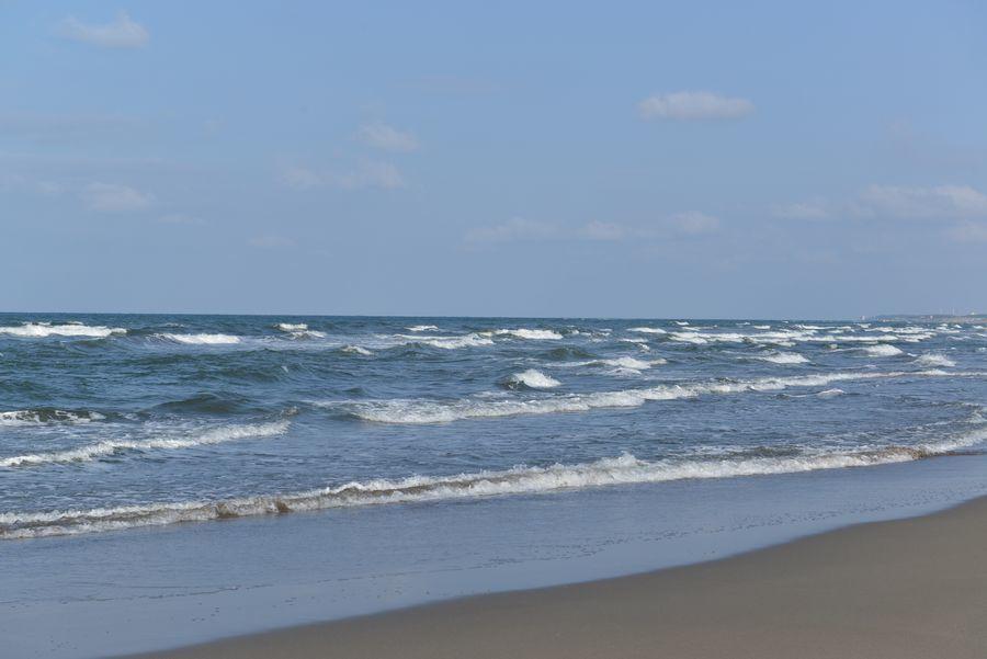 砂浜 冬の前-4