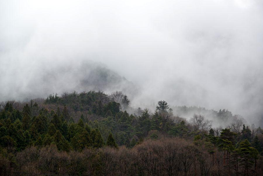 雲が湧く-1