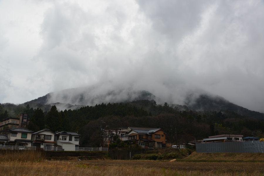 雲が湧く-3