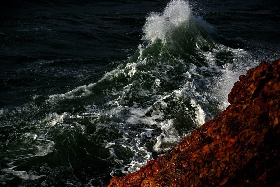 波間に―2