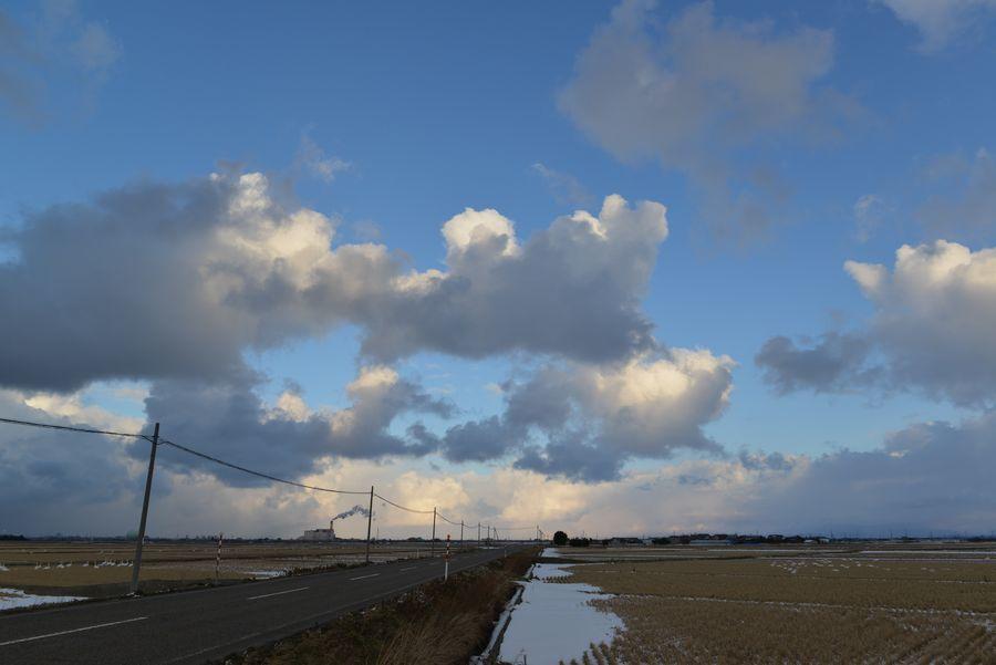 空に雲-3