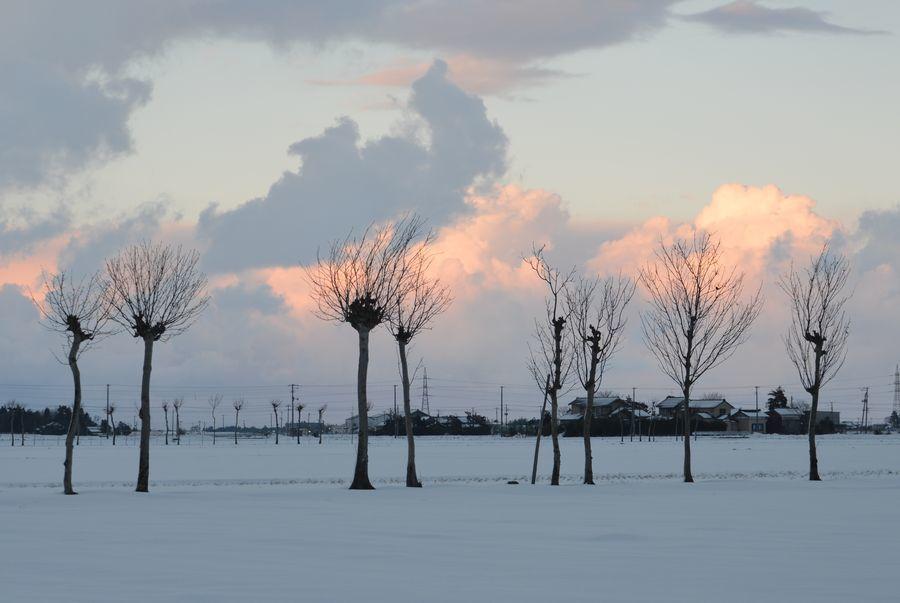 空に雲-4